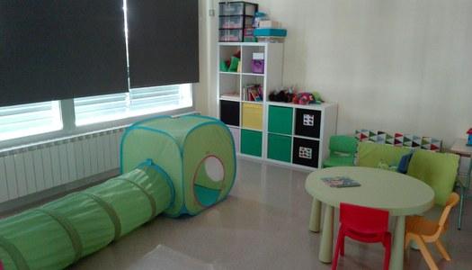 Primer cicle d'educació infantil (1-3 anys) a l'escola de Preixens