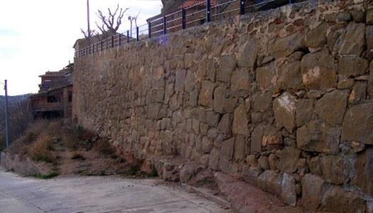 La muralla de les Ventoses